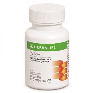 herbalife nutrition yellow