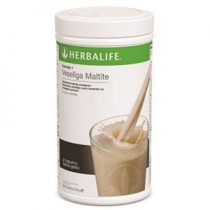 herbalife nutrition sausainių skonio kokteilis
