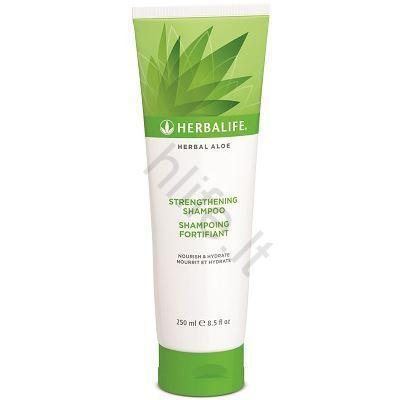 herbalife nutrition aloe stiprinantis šampūnas