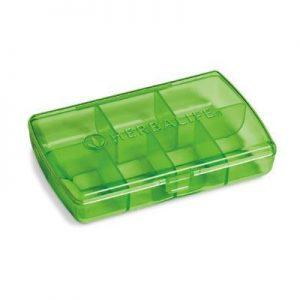 herbalife nutrition tablečių dėžutė