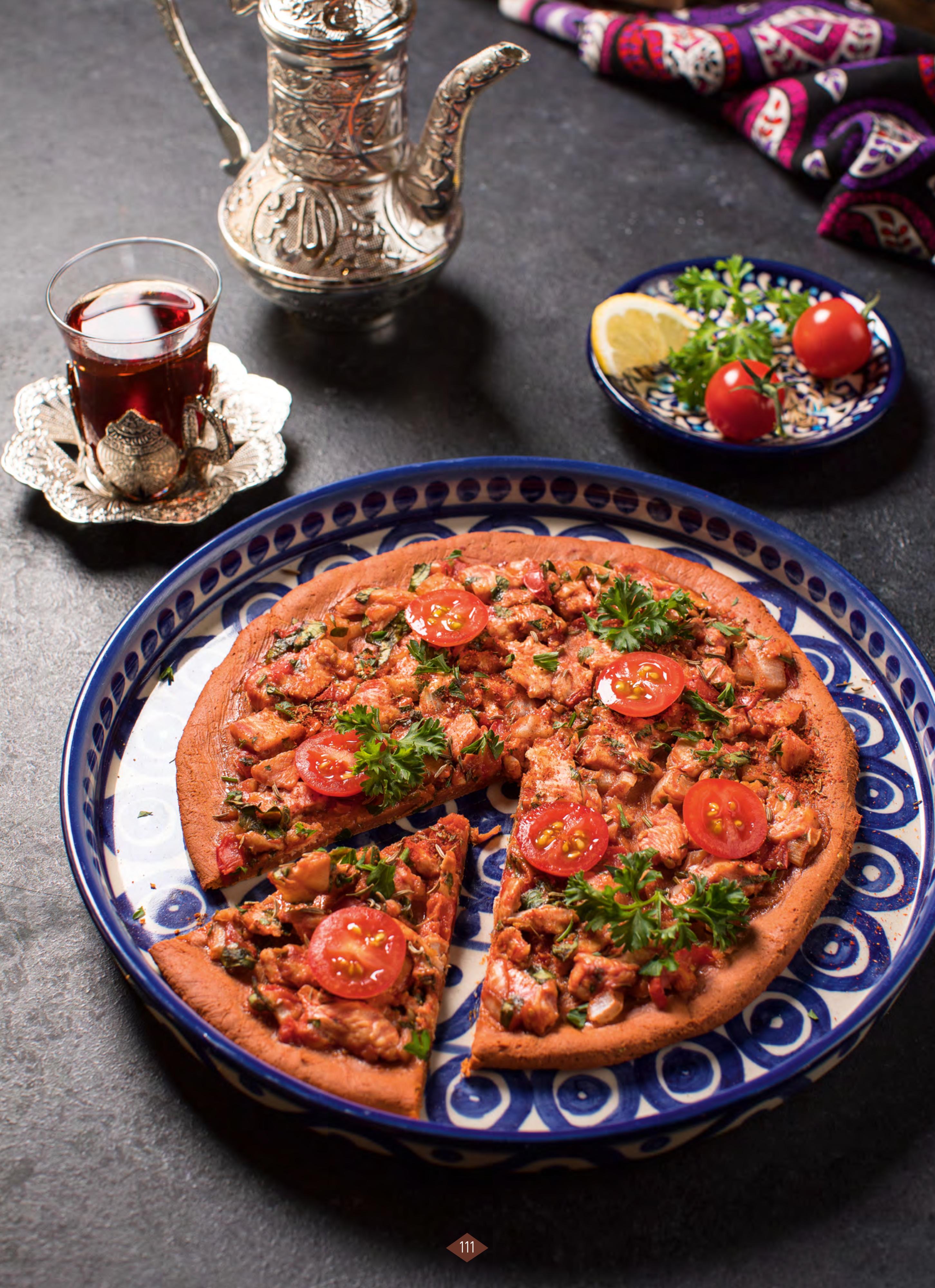 Herbalife turkiška pica